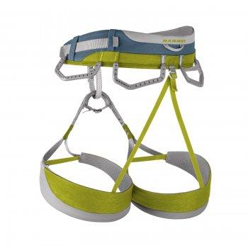 Horolezecký úvazek MAMMUT Togir dámský. Sportovní lezecký sedák pro náročné  výstupy na skalách i v ledu. Uzpůsobeno ženským křivkám. 1453c266bff