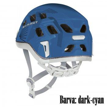 Horolezecká přilba MAMMUT Rock Rider dark cyan - vel. 56-61 cm 3bf3501cb1d