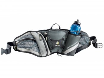 Ledvinka DEUTER Pulse Three - granite-black