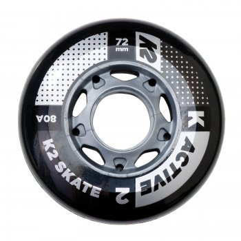 Kolečka K2 Active Wheel 72 mm