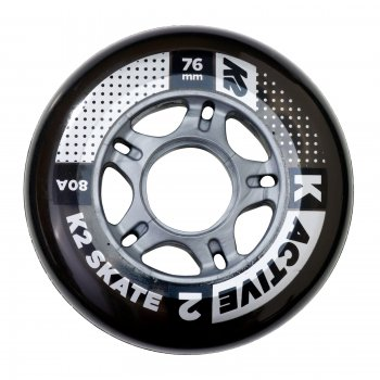 Kolečka a ložiska K2 Active Wheel 76 mm