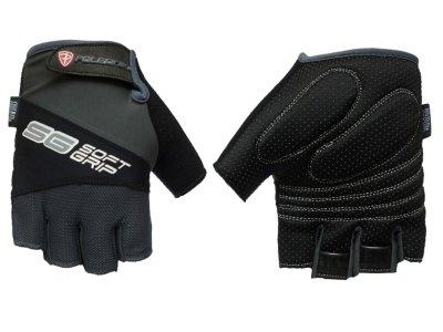 310f0d387b4 Cyklo rukavice POLEDNIK Soft grip pánské