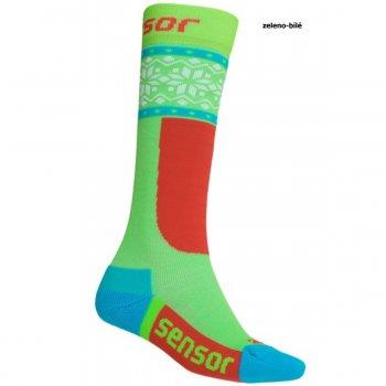 c1d4385e102ba Ponožky SENSOR ThermoSnow Norway dětské