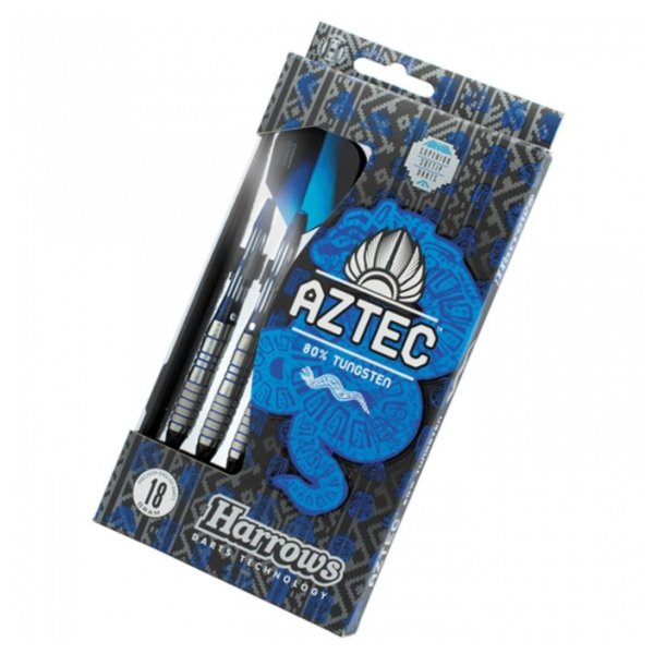 Šipky HARROWS Aztec 80 softip 18g