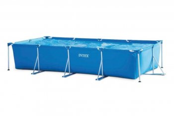 Bazén INTEX Frame Pool set 450 x 220 x 84 cm