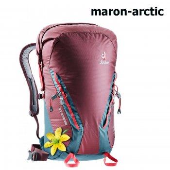 fd874f4d5e Batoh DEUTER Gravity Rock Roll 28 SL - maron-arctic