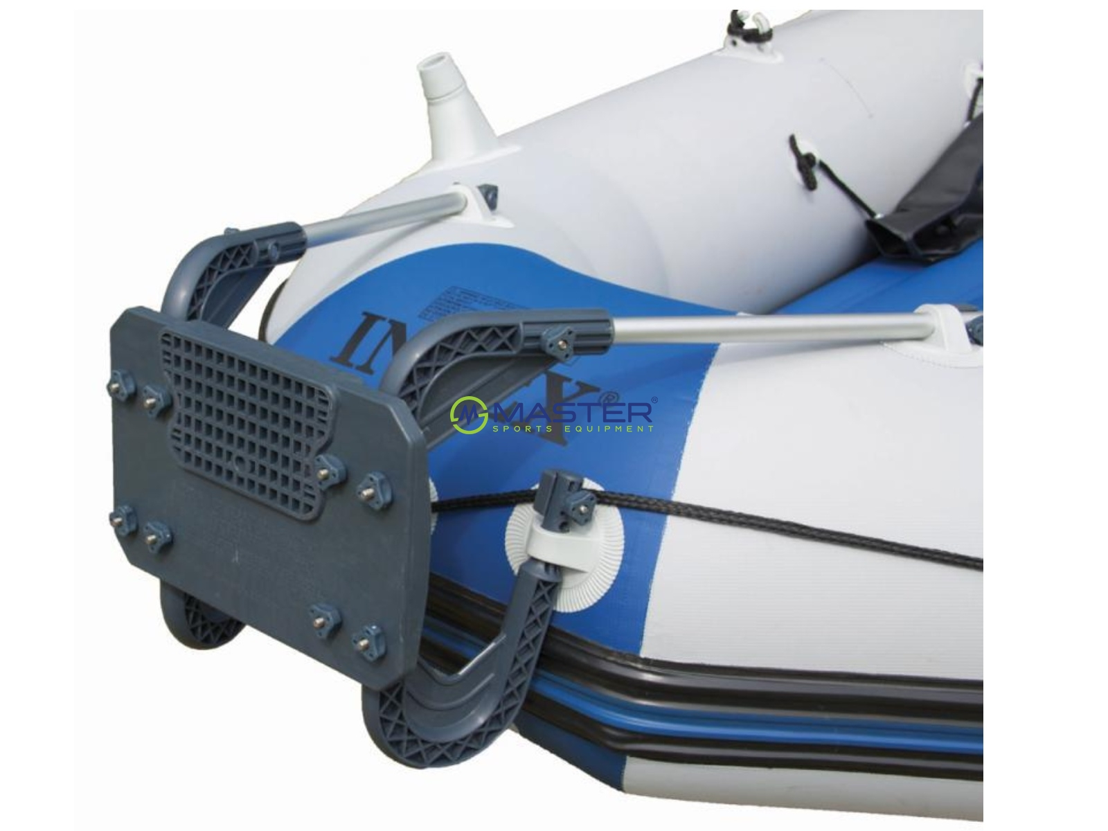 Подвесной транец для лодки пвх