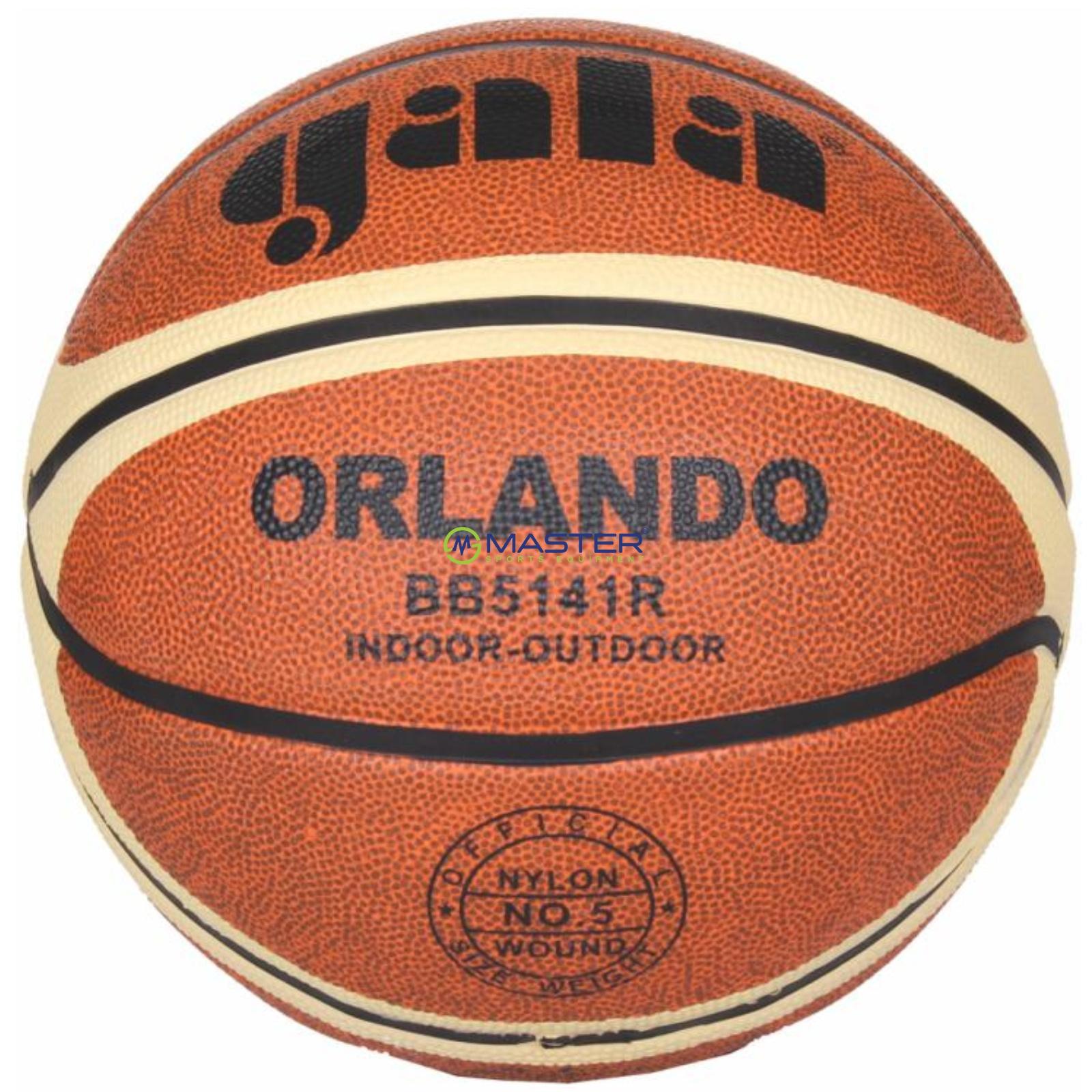 3eacaaaaff3 Basketbalový míč GALA Orlando BB5141R
