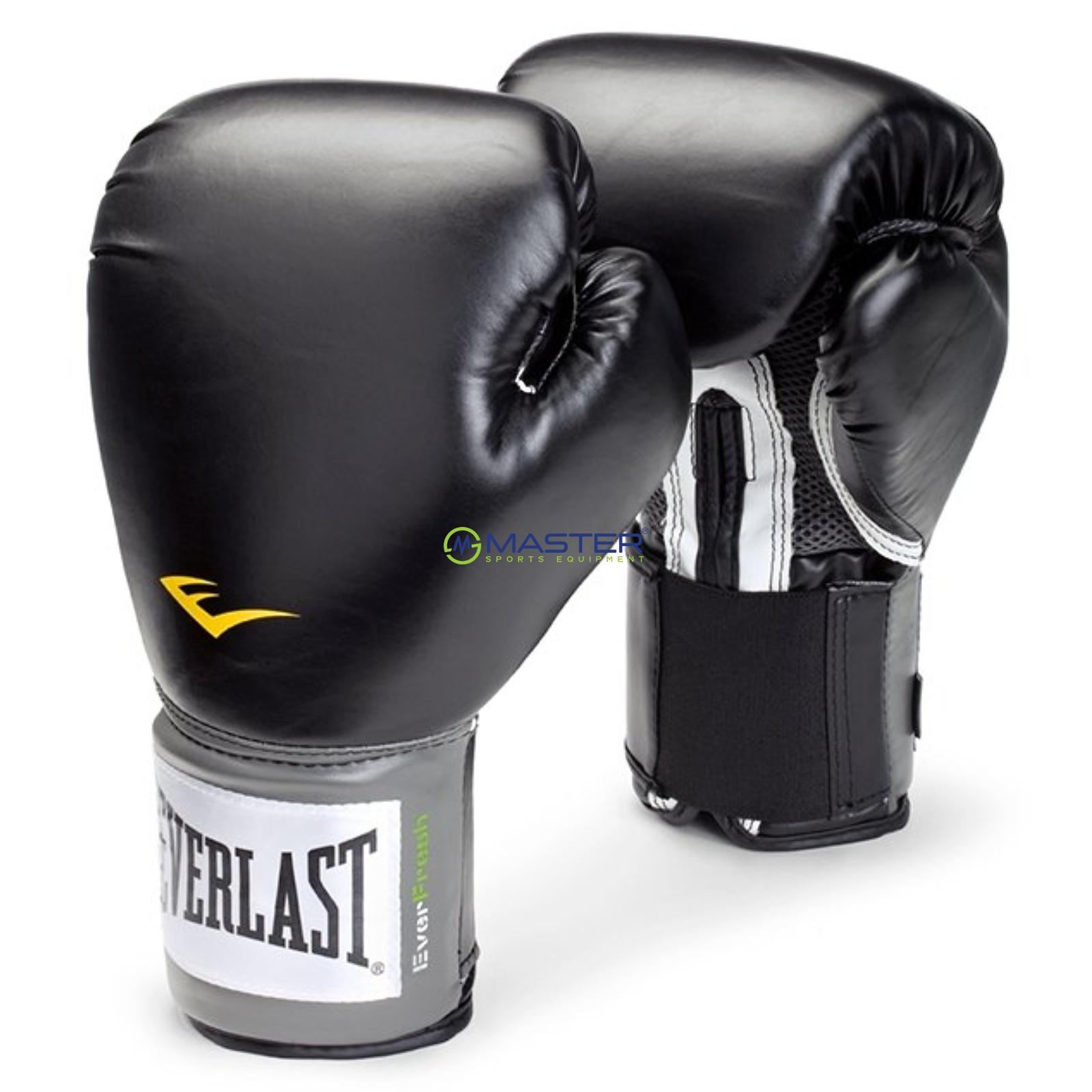 Boxerské rukavice EVERLAST Pro Style černé  09d0a14974