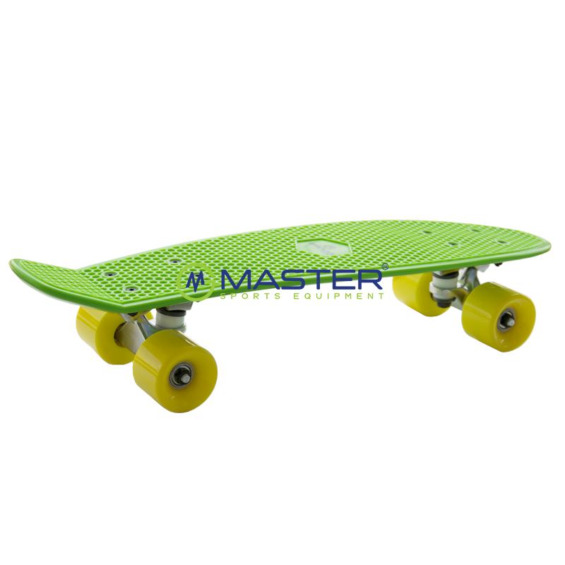 9ca9715b6 Plastic Penny Board SPARTAN - zelený | NEJLEVNEJSISPORT.CZ ...