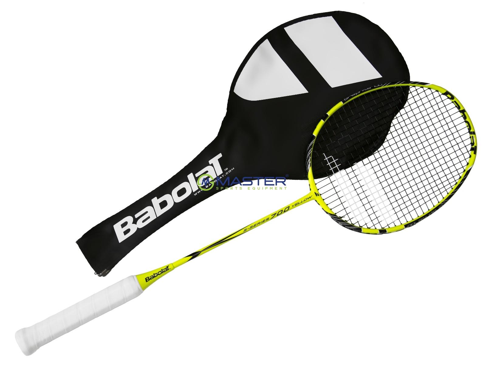 Badmintonová raketa BABOLAT 700 S  e6e9e2701d781