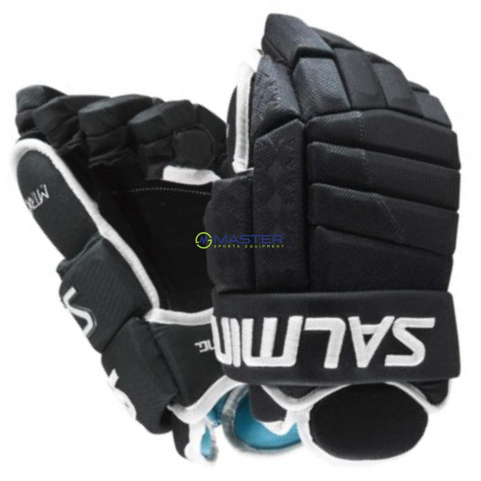 Hokejové rukavice SALMING MTRX 21  59914f8724
