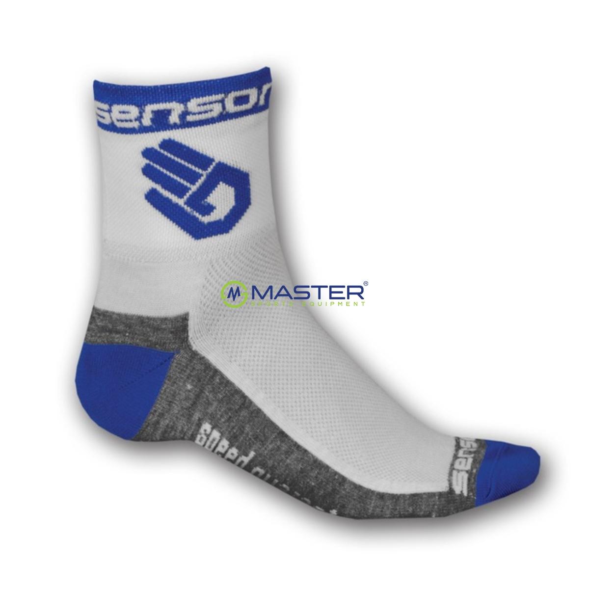 Ponožky SENSOR Race Lite Ruka modré  51718199ee