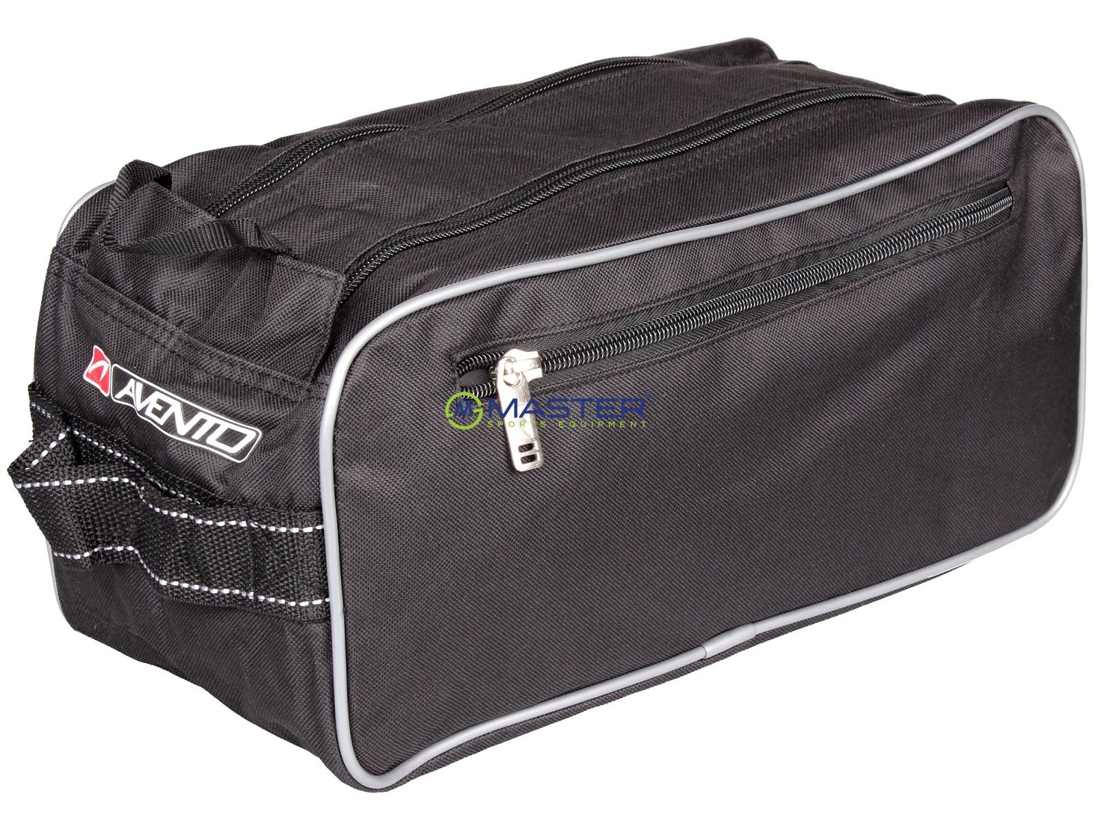 d705814056f Sportovní taška na boty AVENTO 8L černá