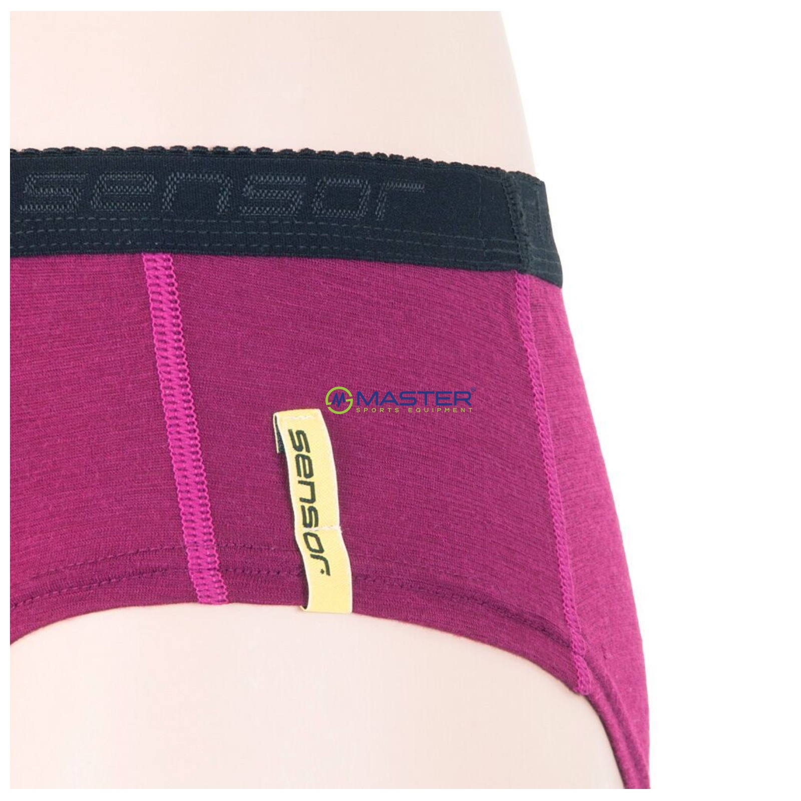 Kalhotky SENSOR Merino wool Active lilla. -15% 6fc80602b2