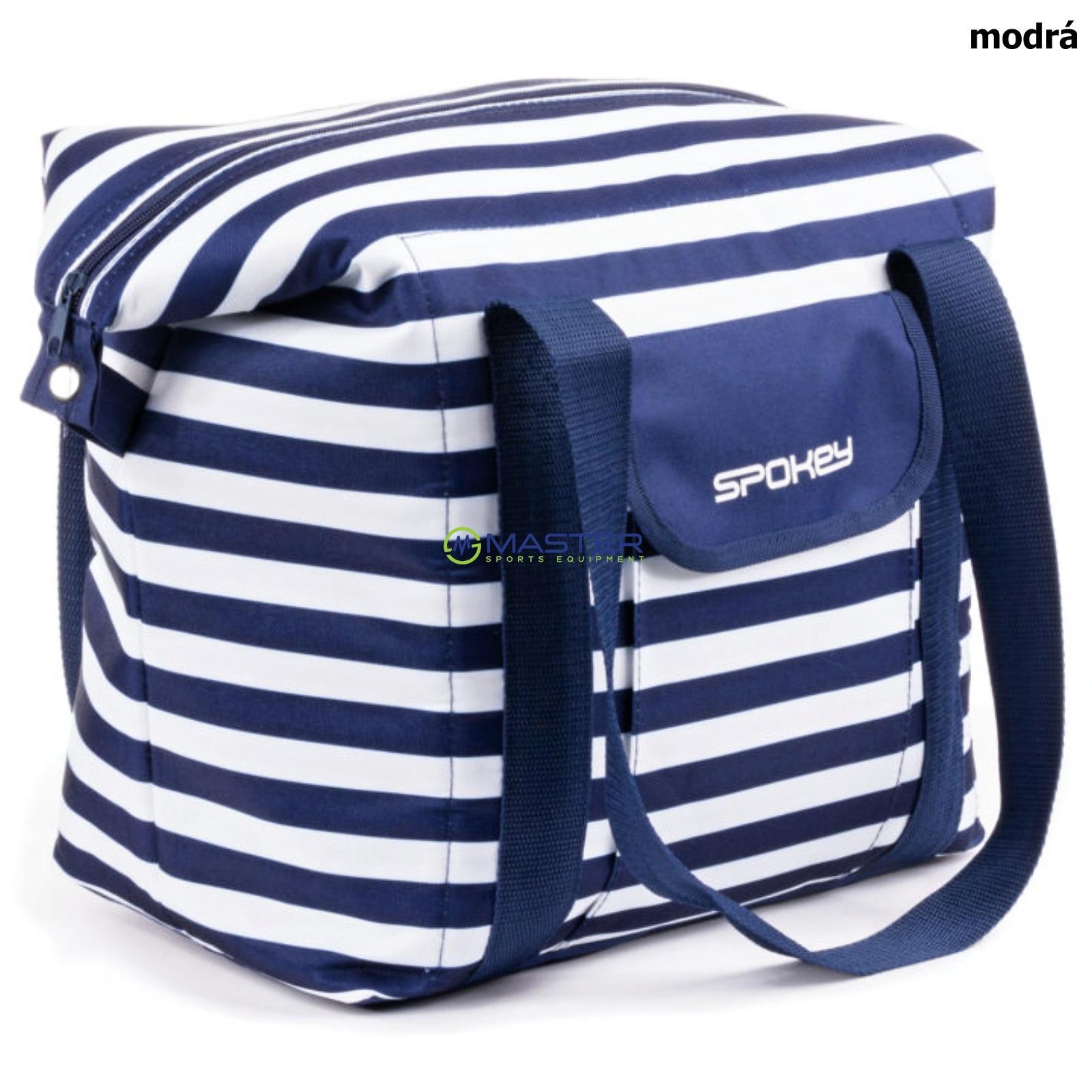 421a74df74 Plážová termo taška SPOKEY San Remo - modrá