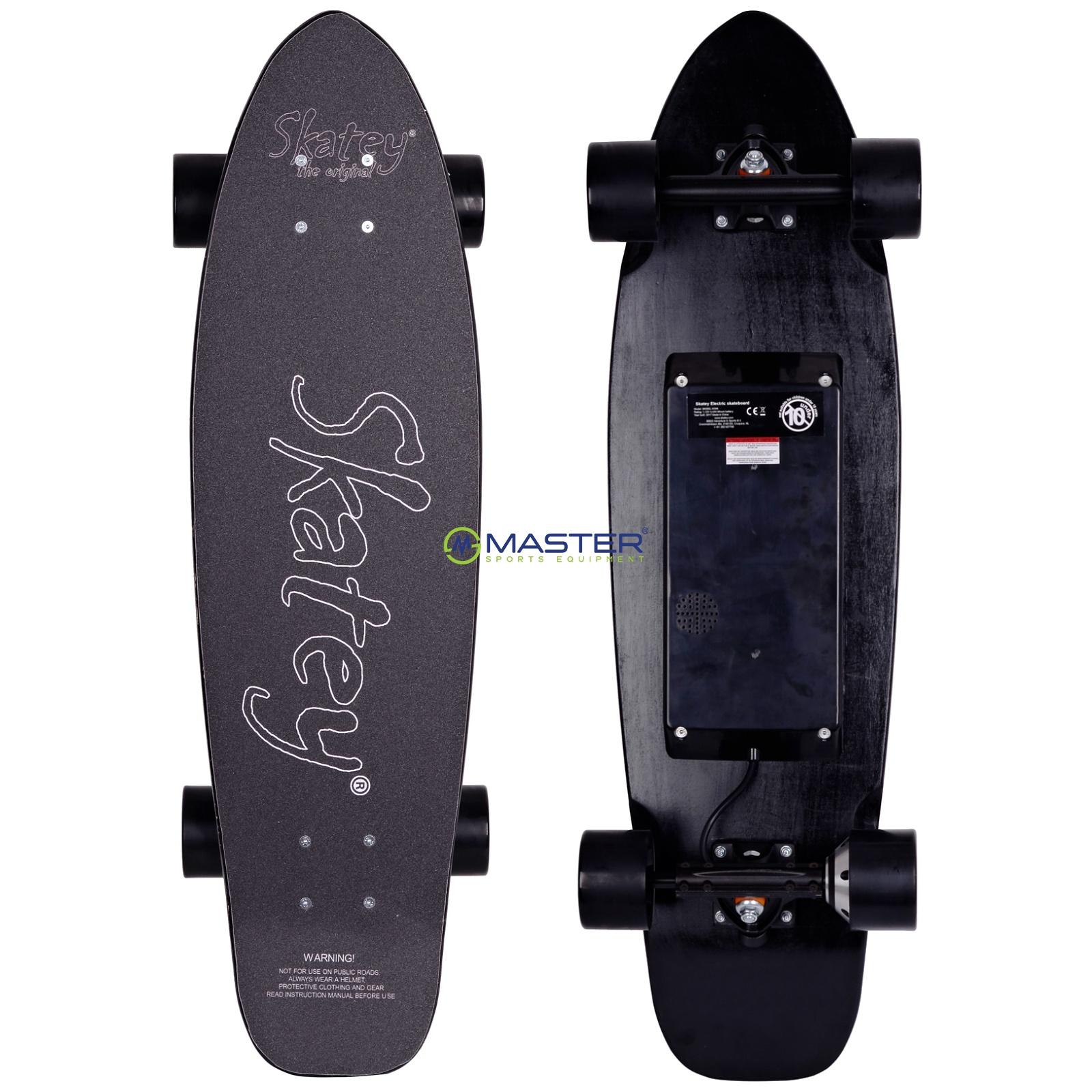 Elektrický longboard SKATEY 350L černý. celá galerie ce91261c8b