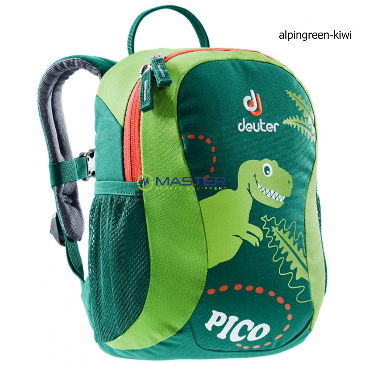 ca38c22c217 Dětský batoh DEUTER Pico 5 l - alpinegreen-kiwi