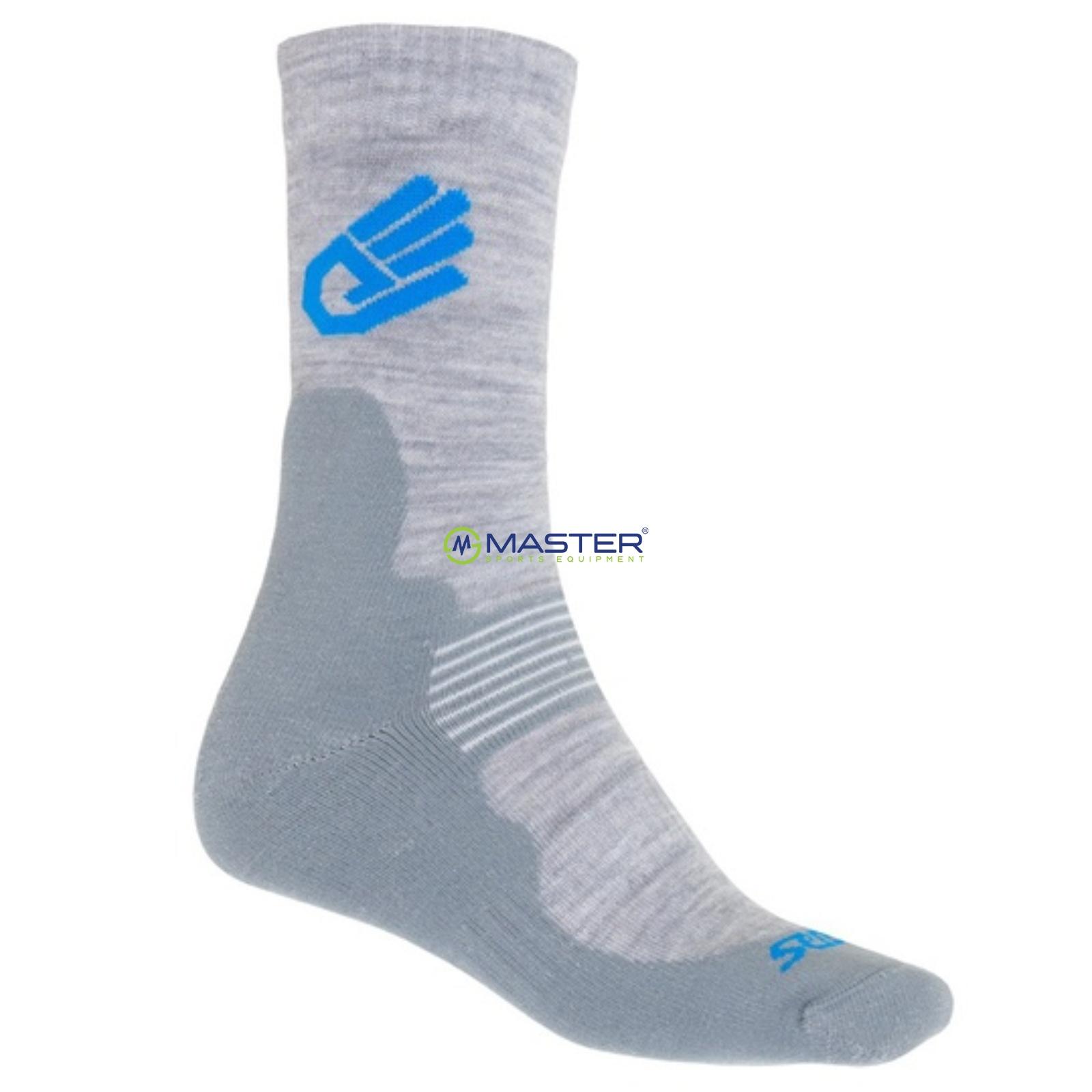 Ponožky SENSOR Expedition Merino Wool šedé  f26b6ac619