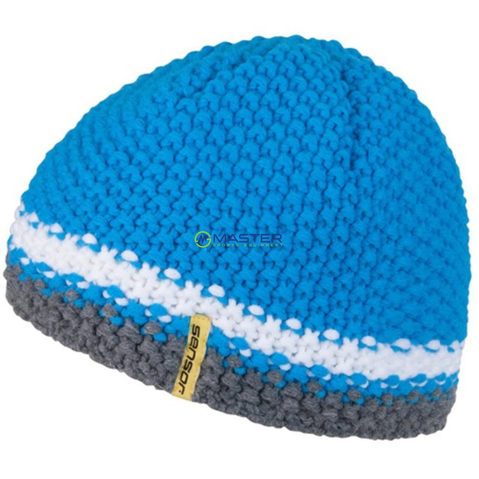 d493661d0b6 Čepice SENSOR Fresh modrá