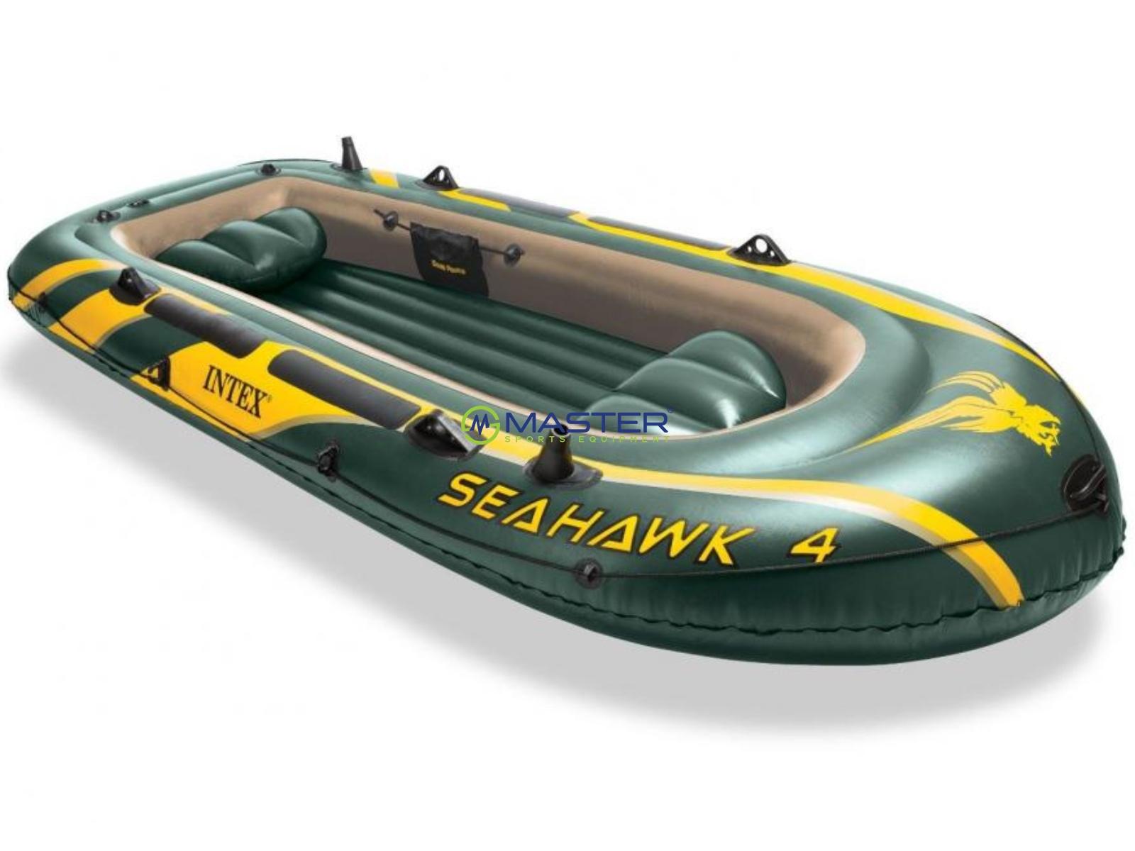Nafukovací člun INTEX Seahawk 4 - 2. jakost  e46ee5765b3