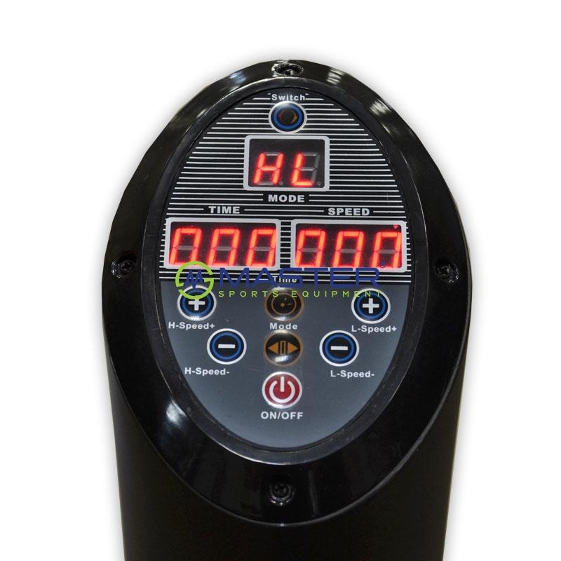 Vibrační posilovací stroj MASTER G8 černý - 2. jakost ... acd1f6bd6cc