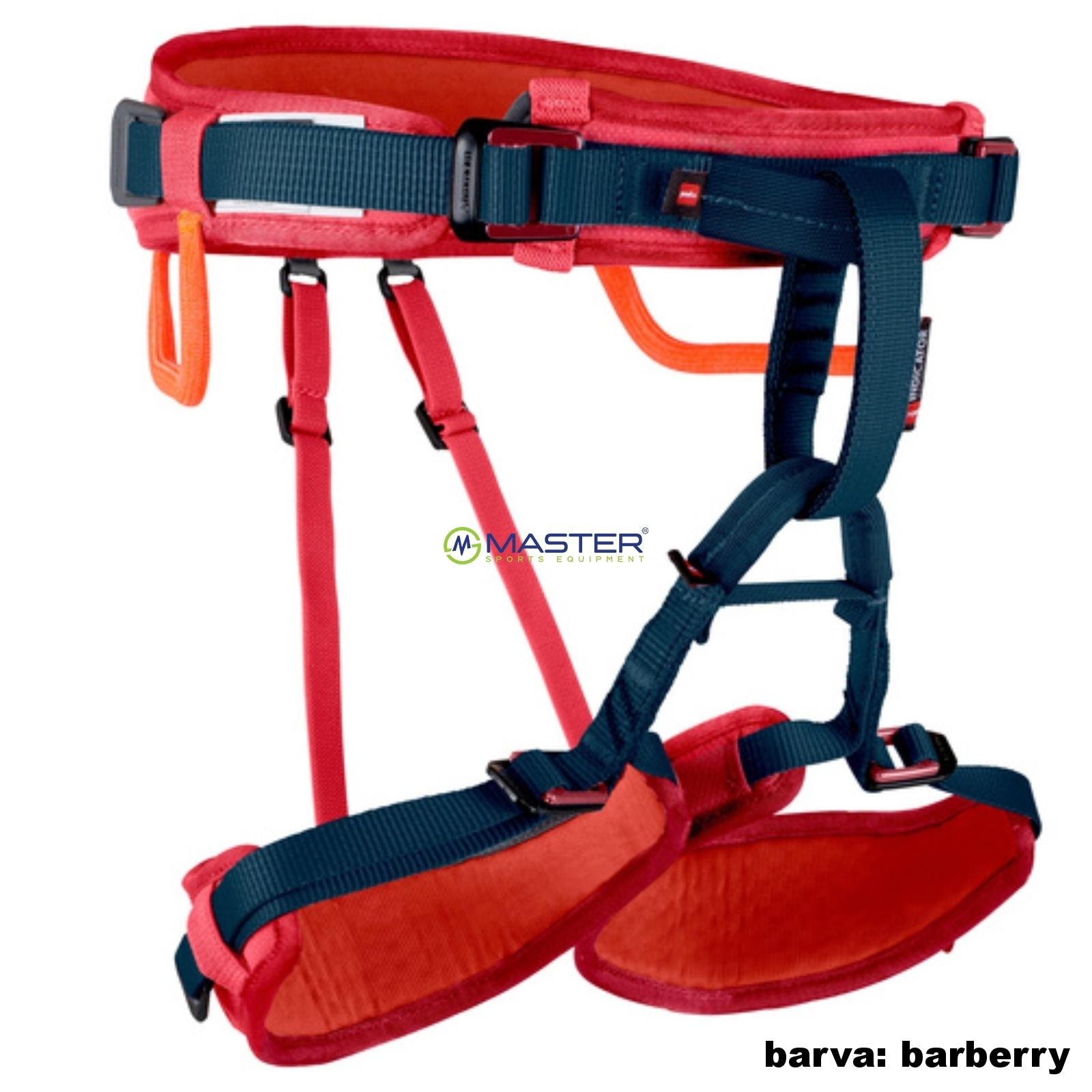 Dětský sedací úvazek MAMMUT Ophir Kids - barberry  52e42f834dd
