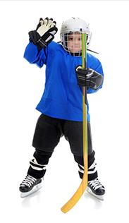 Kalhoty na hokej
