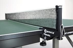 Stoly na stelní tenis