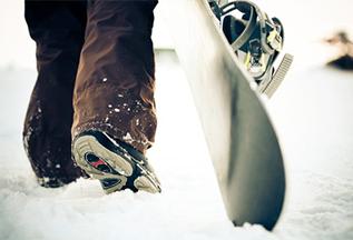 Boty na snowboard