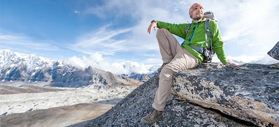 16862c3352b2 Outdoorové nohavice - Aké sú vhodné nohavice pre turistiku (druhy ...