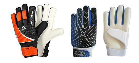 Jak vybrat brankářské fotbalové rukavice  22b4abf3e2