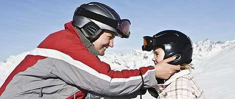922ca51da Na aké parametre si dať pozor pri výbere bezpečnej a vhodnej prilby na lyže.